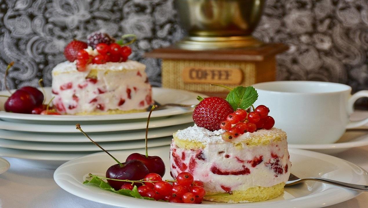 עוגת תות קנאביס קלאסיקה אמריקאית אמיתית