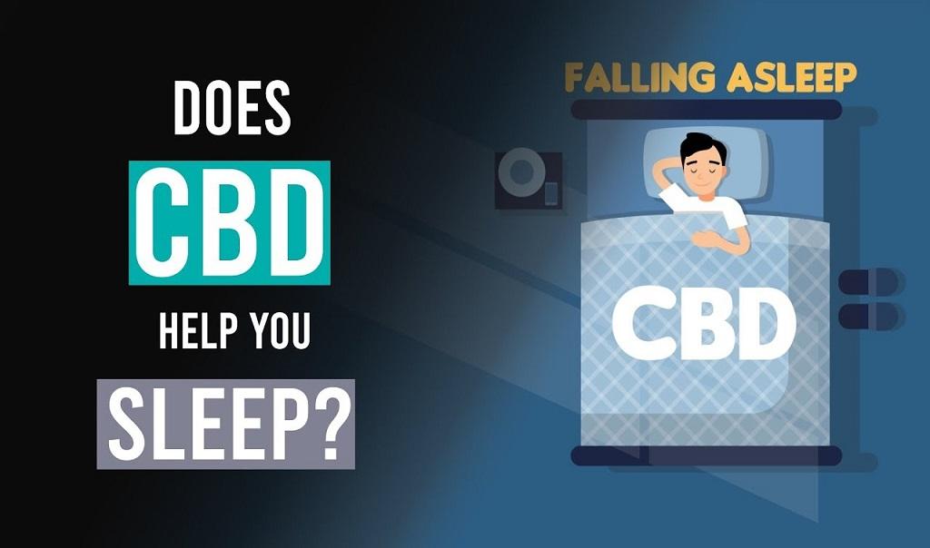 האם CBD מועיל לשינה?