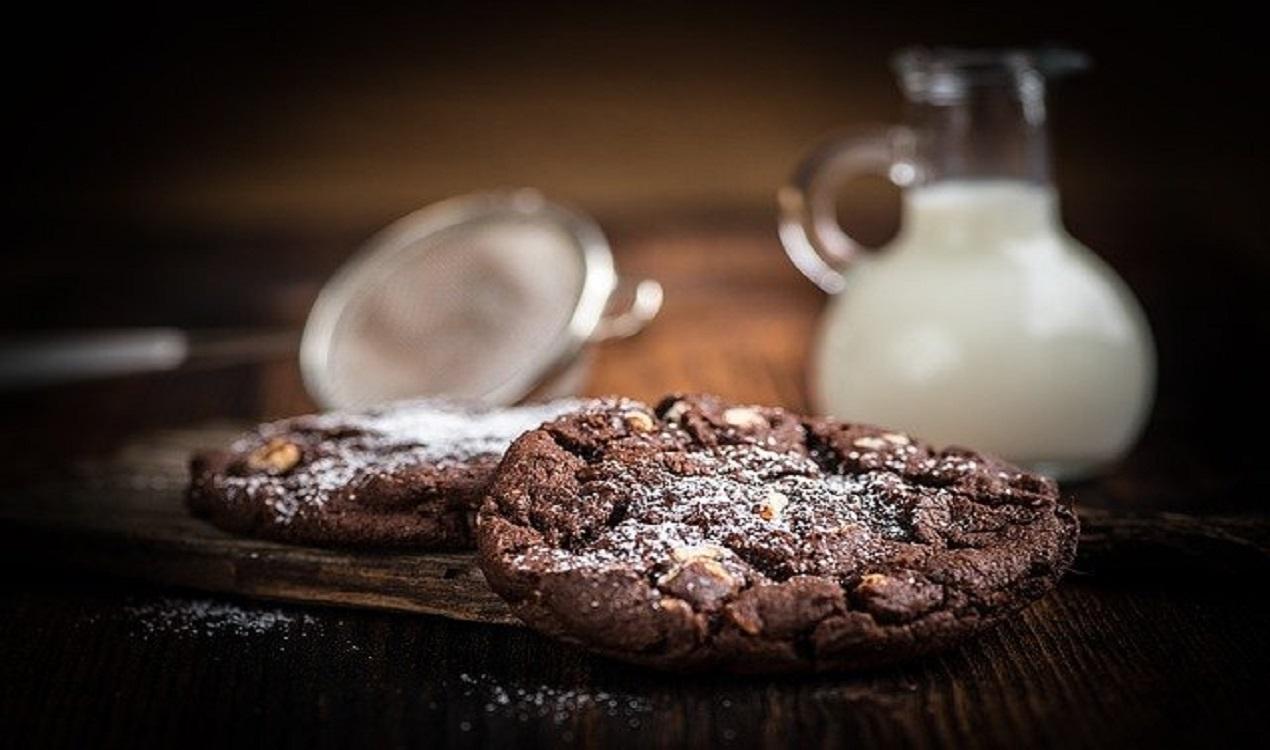 מתכון עוגיות שוקולד קנאביס ללא אפיה